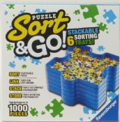 Ravensburger 17930 Puzzle Sort & GO!